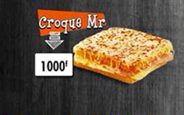 Croque Mr