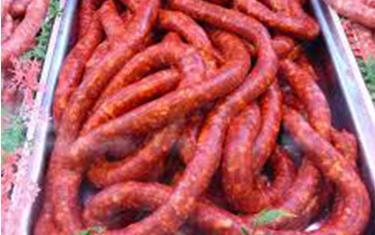 Merguez ( mix agneau et bœuf)