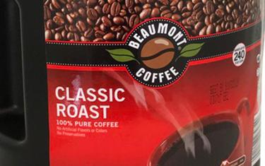 Beaumont Coffee Classic Roast 225GR