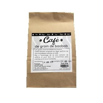 Café de grain de Baobab - 250g