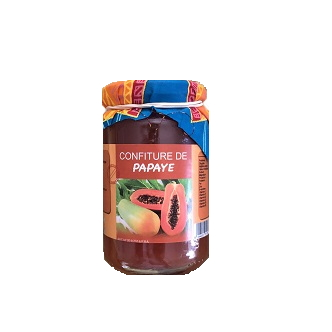 Confiture papaye - 370g