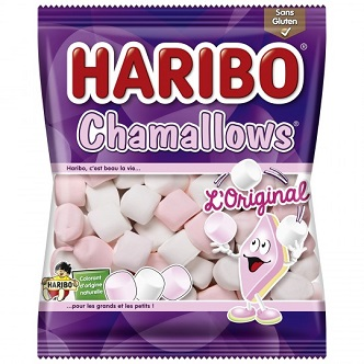 Haribo Chamallows Marshmallows - 100g