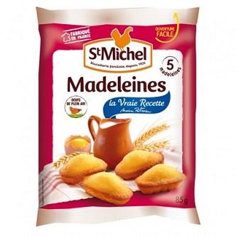 Madeleine Coquille St-Michel - 85g