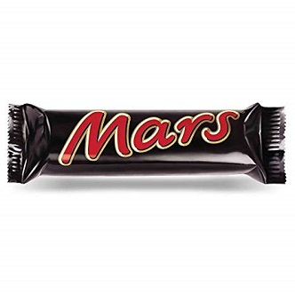 Mars Cœur Fondant - 51g