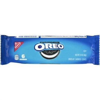 Oreo 6 Cookies - 68g