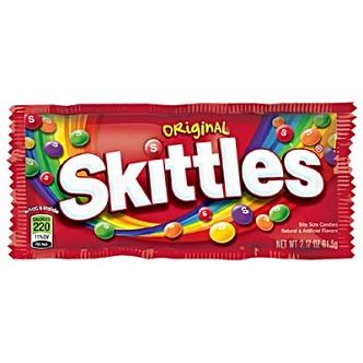 Skittles - 61,5g