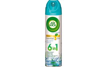 Air Wick - Air Freshener 6 IN 1