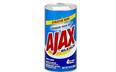 Ajax With Bleach Poudre