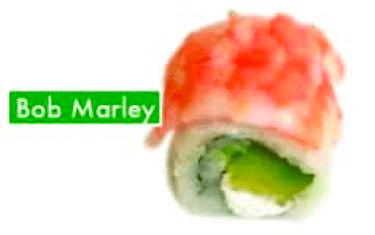 Bob Marley X6Pcs