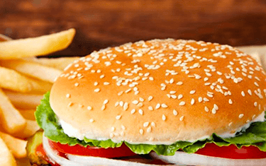 Burger Le Bendo Seul
