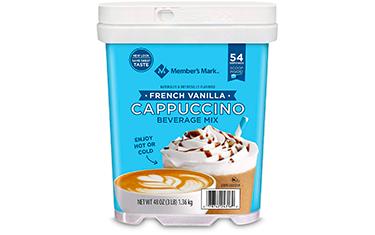 Cappuccino French Vanilla Beverage Mix 1,36 KG