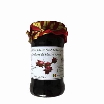 Confiture de bissap rouge - 350g
