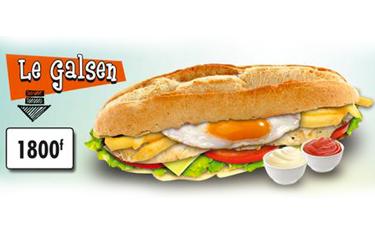 Sandwich Galsen