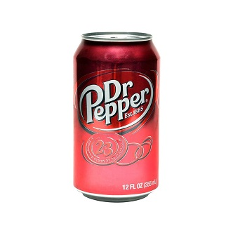 Dr Pepper - 35,5cl