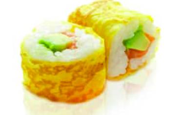 Egg Roll Avocat Concombre Végé X6Pcs