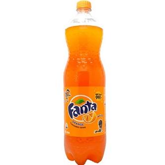 Fanta Orange - 1,25L