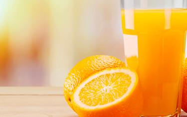 Jus d'orange Pressé