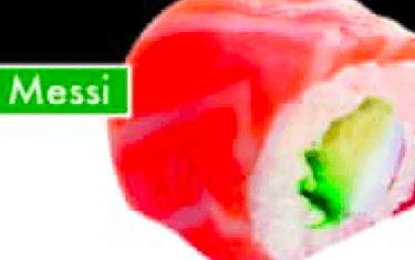 Messi X6Pcs