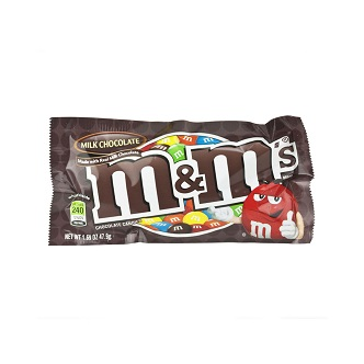 M&M's milk chocolate - 46,2g