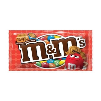 M&M's Peanut Butter - 46.2g
