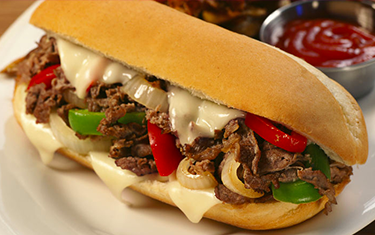 Menu Phillycheese Steak