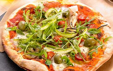 Pizza Végtarienne