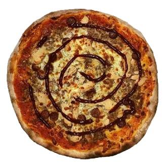 Pizza Americaine