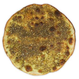 Pizza Zaatar