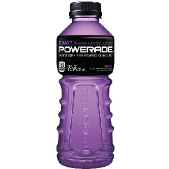 Powerade Grape - 591ml