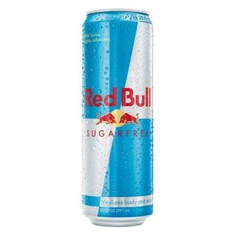 Red Bull Sugar Free - 25cl