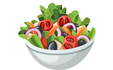 Kani Salade