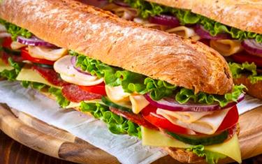 Sandwich Viande