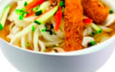 Soupe Crevette Tempura Uddon